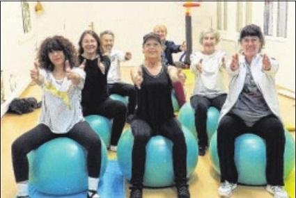 Yoga et Pilates : les cours survitaminés de Corinne