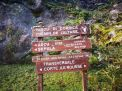 Chemin de l'Altare et le village de Sepula