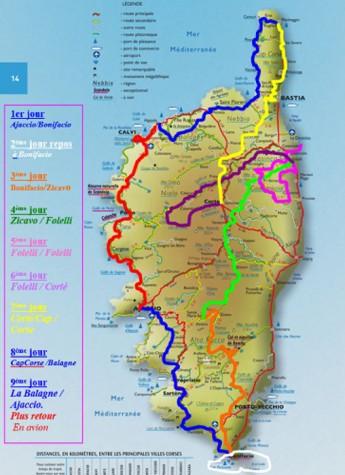 Tour de Corse ELA