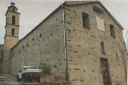 Castifao Eglise San Niculau